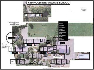 Kirkwood Intermediate School Site Plan